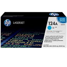 HP Q6001A 124A Cyan LaserJet Toner Cartridge
